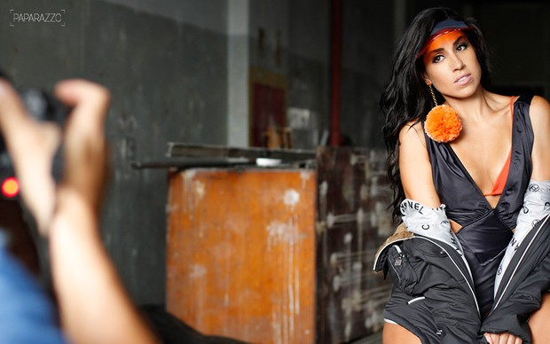 Ex-BBB Juliana posa para o Paparazzo (Crédito: Anderson Barros / Paparazzo)