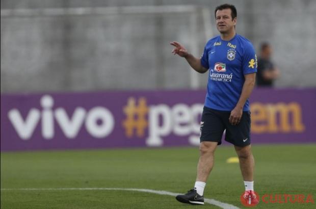 Dunga, técnico da Seleção