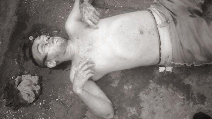 Jovem é assassinado a tiros em bar na zona sul de Teresina (Crédito: Reprodução)