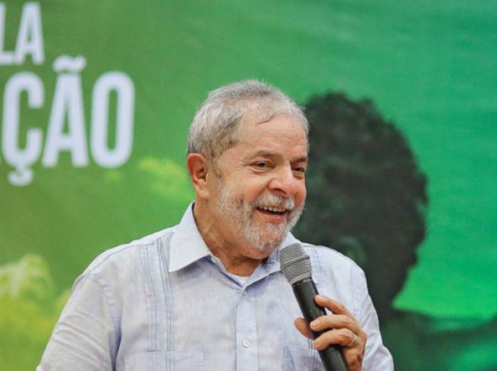 Ex-presdiente Lula