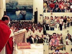 Procissão de Ramos marca início da Semana Santa