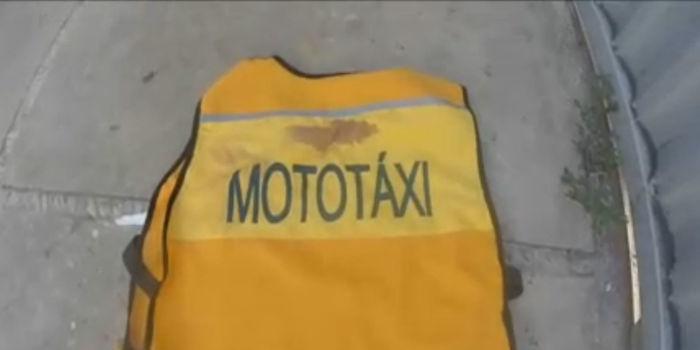 Homem se passa por mototaxista, tenta realizar assalto e é baleado