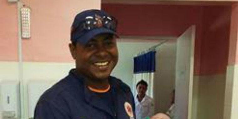 Bebê nasce dentro de ambulância do SAMU Teresina