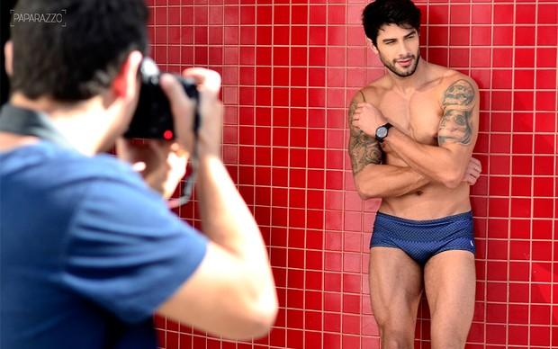 Renan no Paparazzo  (Crédito: Paparazzo )