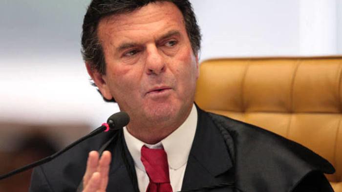 Luiz Fux , do Supremo Tribunal Federal (Crédito: Reprodução)