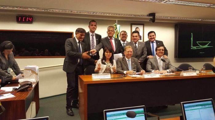 Deputado Silvas participa de comissão sobre novo Código Penal