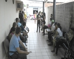Último dia de revisão biométrica lota cartório em Piripiri