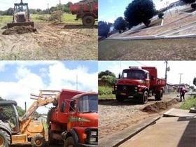 Prefeitura instensifica limpeza pública de Brasileira