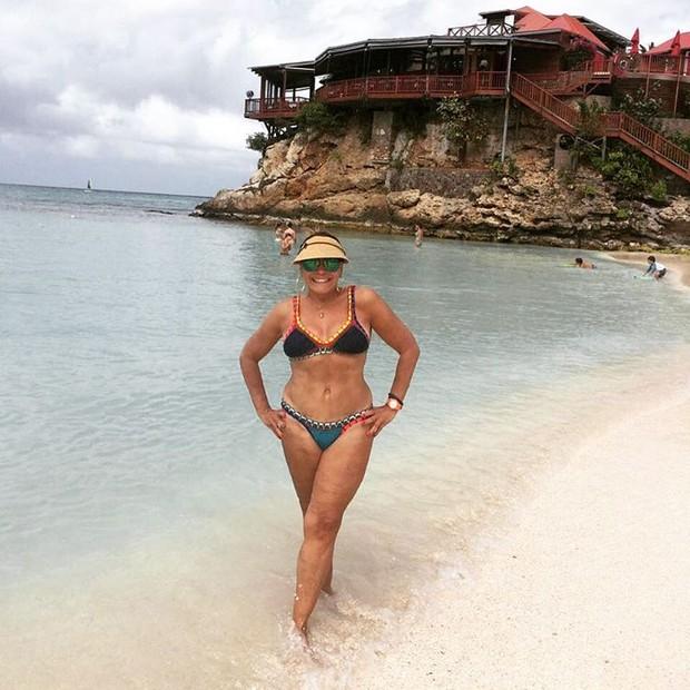 Suzana Vieira tem 73 anos (Crédito: Reprodução/ Instagram)