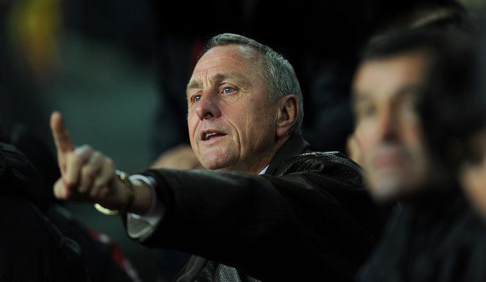 Johan Cruyff lutava contra câncer de pulmão (Crédito: Divulgação)