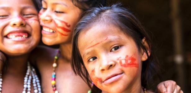 Brasil já teve 1.500 línguas indígenas (Crédito: Reprodução)