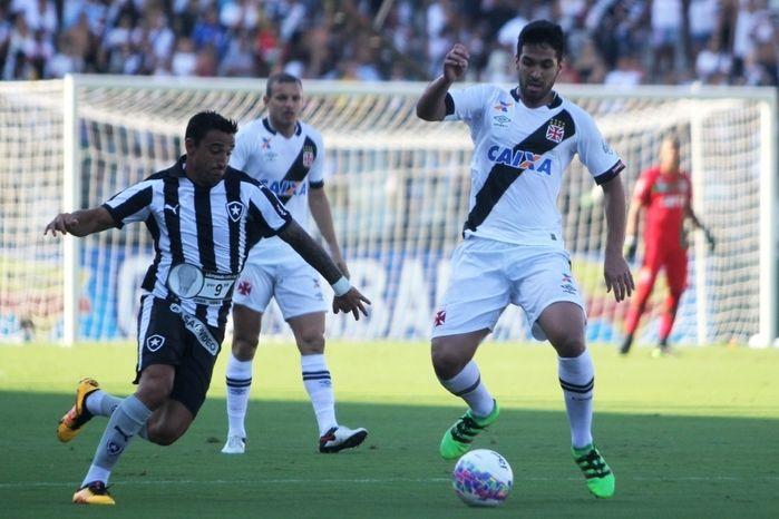 Vasco venceu o Botafogo (Crédito: Site Oficial do Vasco )
