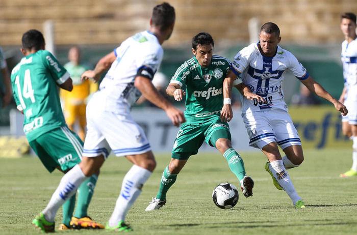 Palmeiras é goleado pelo Água Santa (Crédito: Site Palmeiras)