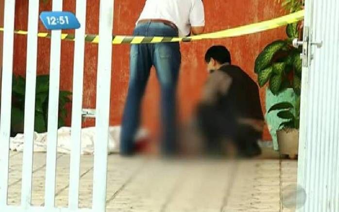 O crime aconteceu no interior de São Paulo