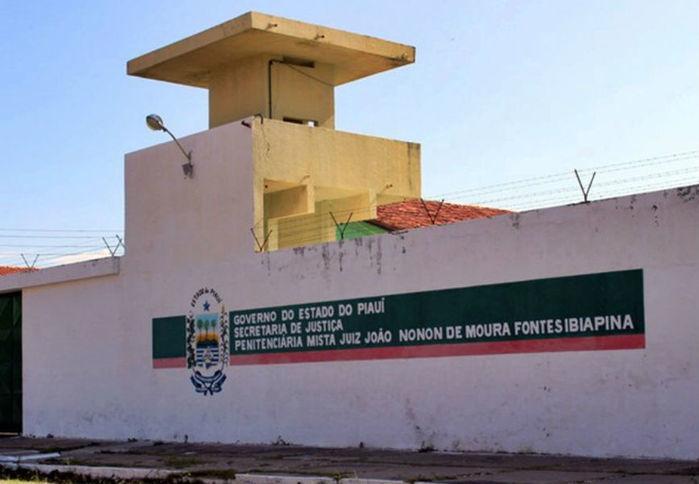 Penitenciária Mista de Parnaíba (Crédito: Divulgação)