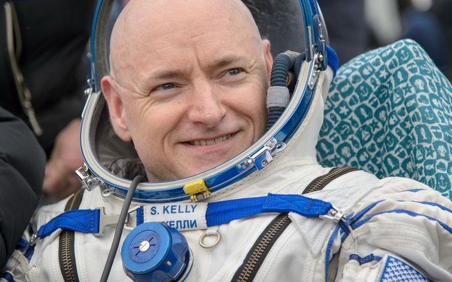 Astronauta Scott Kelly v