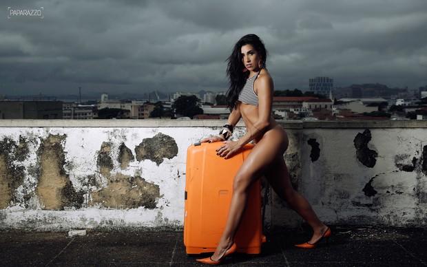 Juliana Dias (Crédito: Paparazzo)