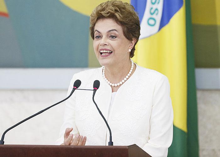 Dilma Rouseff (Crédito: Divulgação)