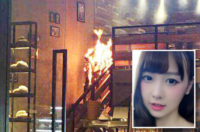Jovem incendeia próprio corpo durante discussão com melhor amiga (Crédito: Reprodução)