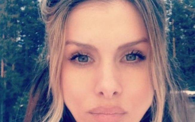 Modelo e ex-miss da Bósnia Slobodanka Tosic