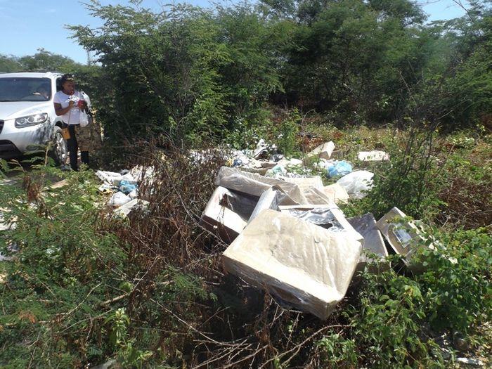 Prefeitura intensifica trabalho de combate ao mosquito Aedes Aegypt - Imagem 6