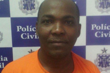 Acusado foi preso mais de dez anos após o crime em Salvador (Crédito: Reprodução)