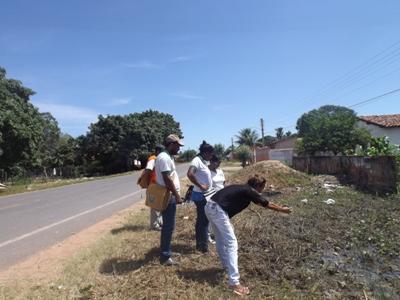Prefeitura intensifica trabalho de combate ao mosquito Aedes Aegypt