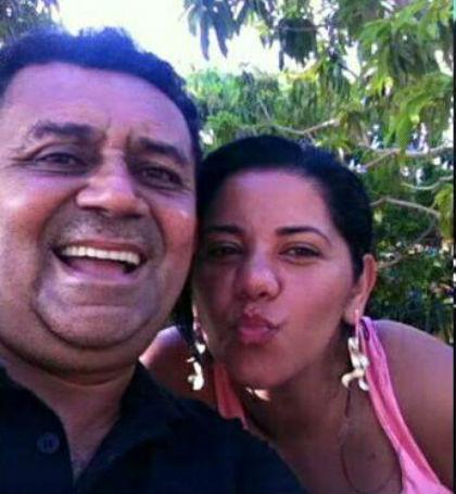 Maria de Lourdes e Reginaldo Gomes conviviam há 20 anos