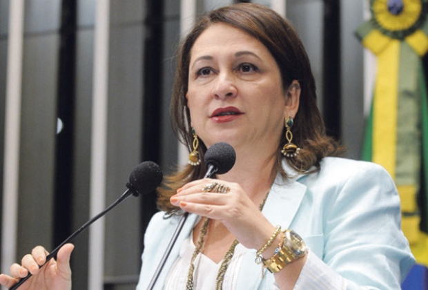 Ministra Kátia Abreu  (Crédito: Divulgação)