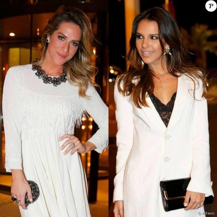Giovanna Ewbank  e Mariana Rios  (Crédito: Divulgação)