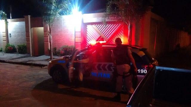 Polícia chega ao local do abuso  (Crédito: Divulgação)