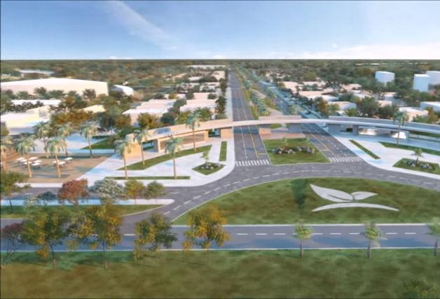 A primeira cidade inteligente para pessoas de baixa será no Ceará (Crédito: Reprodução)