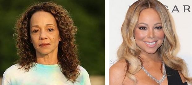 À beira da morte, irmã de Mariah Carey pede ajuda para a cantora (Crédito: Reprodução)