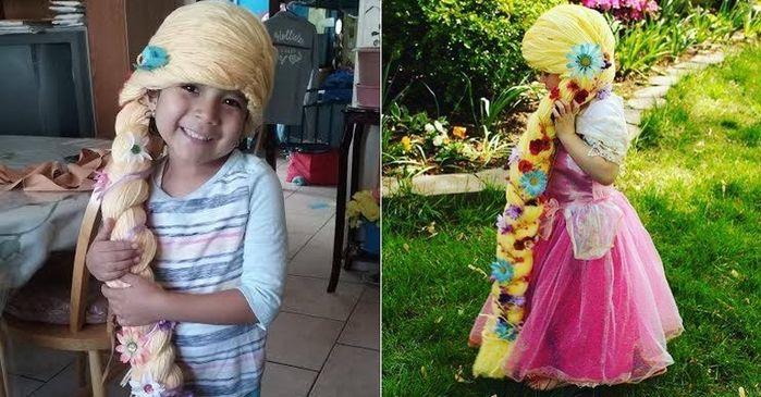 ONG transforma meninas que sofrem com o câncer em princesas (Crédito: Reprodução)