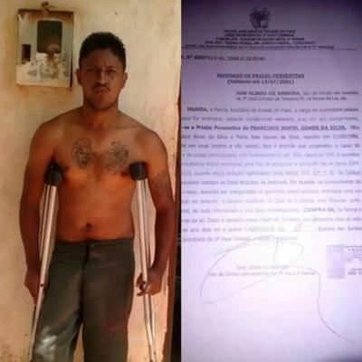 Homem acusado de roubo em Teresina é preso em Santa Rosa
