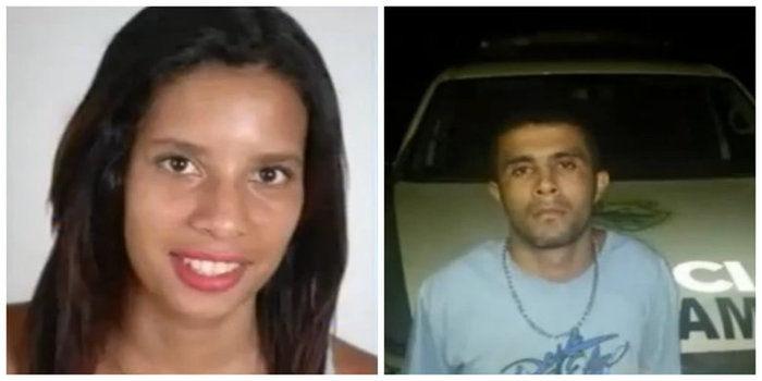 Homem sai da cadeia e mata namorada grávida (Crédito: Reprodução)