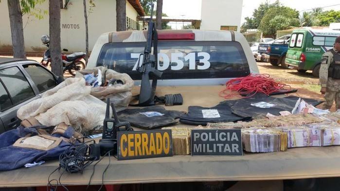 Material assalto (Crédito: Divulgação)