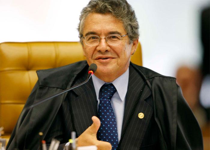 Ministro Marco Aurélio (Crédito: Divulgação)