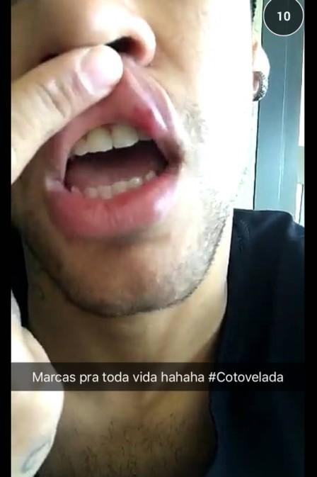 Neymar (Crédito: Divulgação)