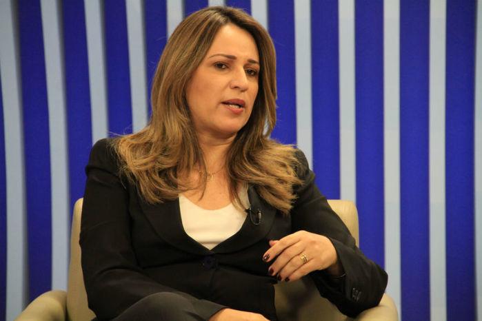 Rejane Dias (Crédito: Efrem Ribeiro)