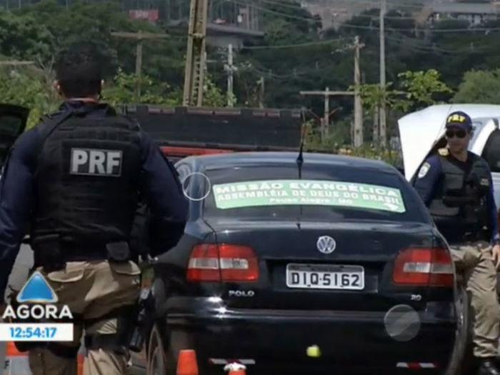 Operação Pergaminho (Crédito: Reprodução TV Meio Norte )