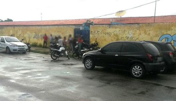 Escola (Crédito: Divulgação)