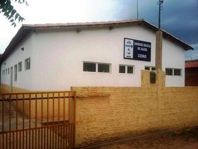 Prefeitura de Batalha inaugura três Unidades Básicas de Saúde neste