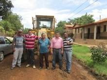 PMA Inicia obra de Calçamento na Comunidade Tamboril
