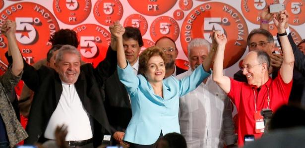 Dilma vai visitar Lula em SP
