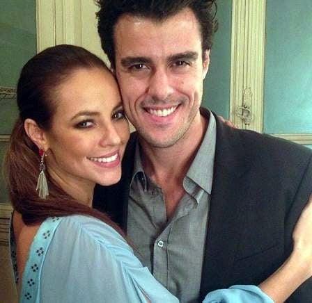 Paola e Joaquim Lopes
