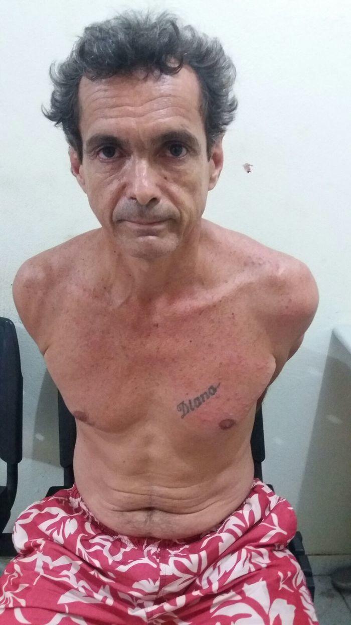 Marco Aurélio (Crédito: Reprodução/Polícia Militar do Piauí)