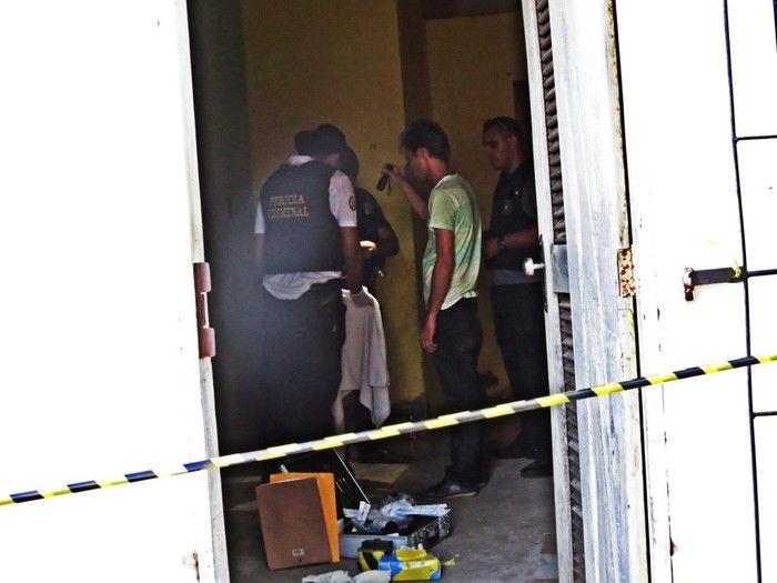 Polícia criminal já iniciou as investigações