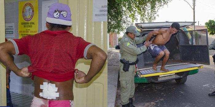 O fato aconetceu na cidade de Cocal, no Norte do Piauí