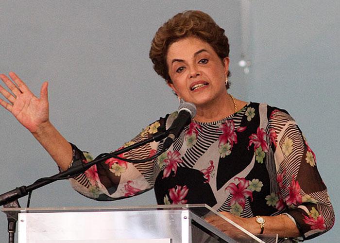 Dilma (Crédito: Folhapress)